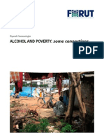 Alcohol and Poverty
