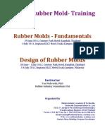 Rubber Molds Design 2011 2