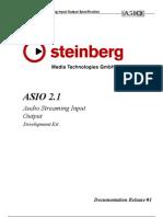 9. ASIO SDK 2.1
