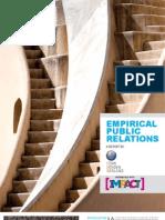 Empirical Public Relations Survey