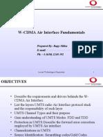 31519066 WCDMA Air Interface Fundamentals