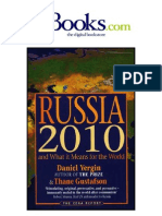 RUSSIA 2010 & What It Means for the World