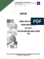 Bai Tap - Hp5 - Phan 3 - LTUD Quan Ly Tren Web