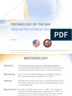 Bay Area Leads USA On Technology Issues