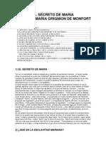 El Secreto de María - GRIGNION DE MONFORT