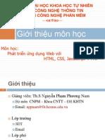Lap Trinh Web 1
