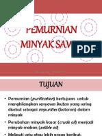 1.Palm Oil Refining