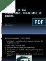 Exposición T. del Esado. Gramsci. Julian Polanco Sierra - Nicolás Rubiano