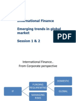 International Finance 1 & 2 Revised