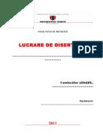 Model Lucrare de Disertatie 25.01.2011 (1)