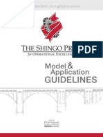 Shingo Prize Model and Application