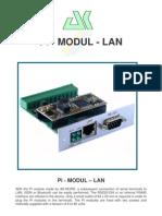 Pi Module Lan
