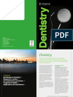 University of Liverpool Dentistry Department Guide 2011