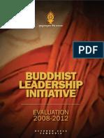 Buddhist Leadership Initiative Evaluation 2008-2012, Cambodia (English)