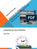 Presentacion Titulo LOE Atencion Personas Dependientes