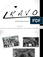 TRAVO BUS TRANSPORTATION - Solution for Jakarta Congestion