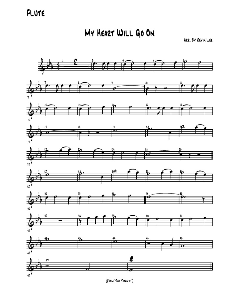 My Heart Will Go On - 001 Flute.pdf