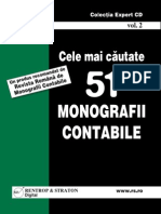 51 Monografii Contabile - MOM001