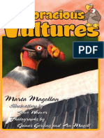 Those Voracious Vultures by Marta Magellan