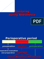 8-Monitoring During Anesthesia