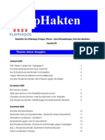 4Flamingos pHakten 4. Quartal 2005