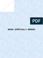 Insight Being spiritually minded.docx