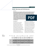 Metro Ethernet Design Guideline