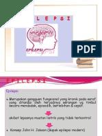 Epilepsi Dalam Pandangan Kedokteran (Syaraf)