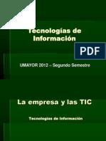 UMAYOR Ti 1Empresa y Tic92