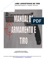 CLT - Manual de Armamento e Tiro