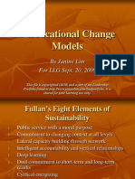 3d Fii Educational Change Models