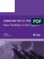 Taiwan and the U.S. Pivot to Asia