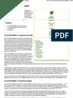 Fourth Buddhist Council - Wikipedia, The Free Encyclopedia