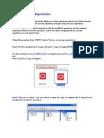 Merging OBIEE Repositories