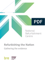 Refurbishing the Nation - Gathering the evidence