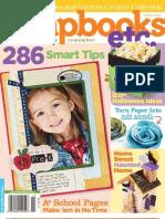 Scrapbooks   (Oct 2010)