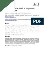 Uma breve análise da história do design