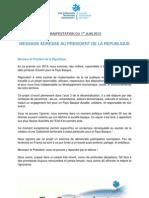 Appel PaysBasque President Republique.eus Fr