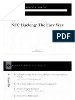 NFC Hacking made Easy - Eddie Lee
