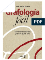 Grafologia Facil - Jose Javier Simon
