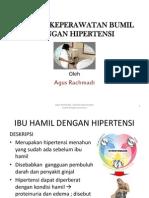 Asuhan Keperawatan Bumil Dengan Hipertensi