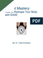 Weight Mastery Uk Edit