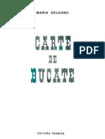 Carte Bucate_maria Deleanu