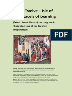 Island 12 - Isle of the Citadels of Learning (sample chapter from Muse of the Long Haul)