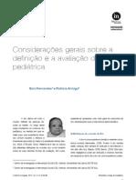 In-Mind_Português, 2010, Vol.1, Nº.2-3, Fernandes e Arriaga, Dor pediátrica