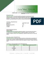 ColaWet TDS-35