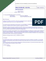 PV Simulare Deltatel Arad, 21.03.2013