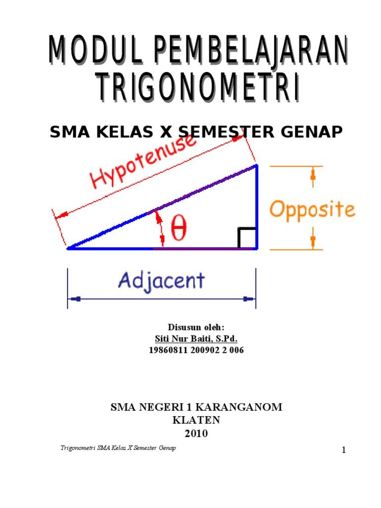 Modul trigonometri x ccuart Images