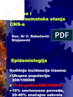 Traume i Posttraumatska Stanja CNS-A