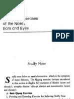 04 Control of Dieseases of the Nose, Ears, & Eyes